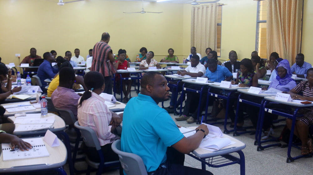 SPH Holds Its Flagship Elective Leadership Programe For 2018